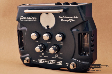 DEMO Damage Control - Demonizer Pure Class A Distortion NEW OLD STOCK