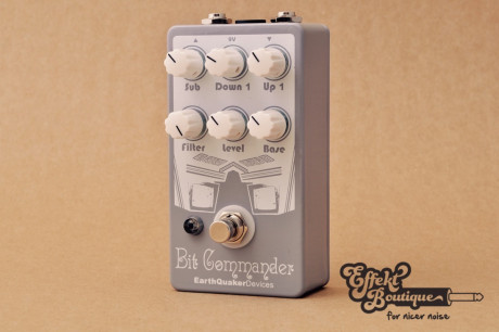 Earthquaker Devices - Bit Commander Guitar Synthesizer V2