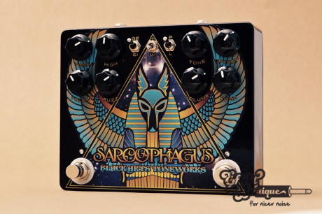 Black Arts Toneworks - Sarcophagus