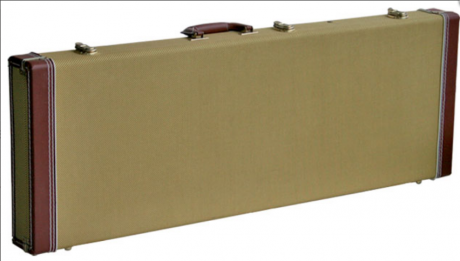 Guitarcase Tweed Standard Size