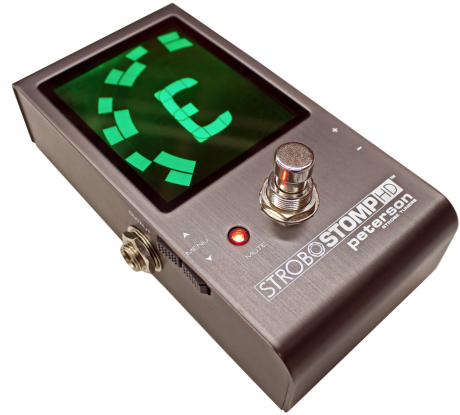 Peterson Tuners - StroboStomp HD