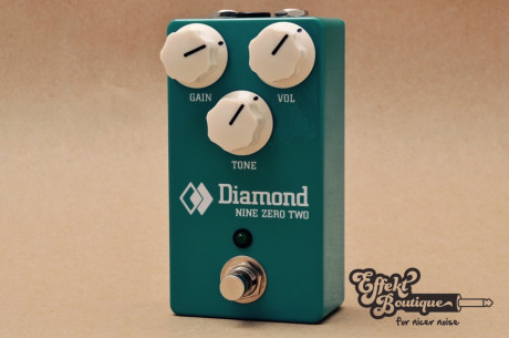 DIAMOND Pedals - 902 NINE ZERO TWO PEDAL