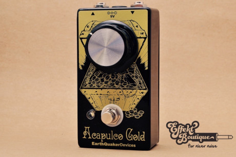 EarthQuaker Devices - Acapulco Gold Power Amp Distortion