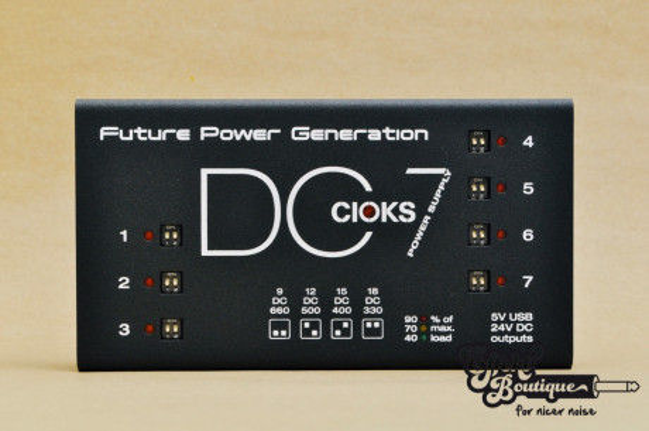 Cioks - DC7
