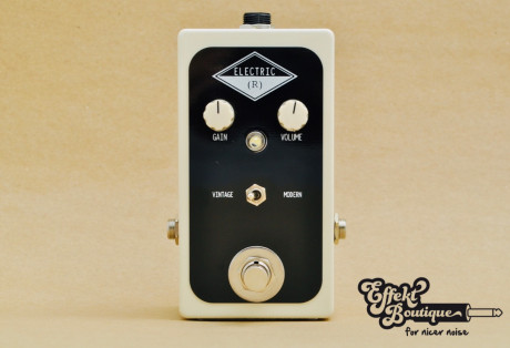 Recovery Effects - Electric V2 Transparent Overdrive