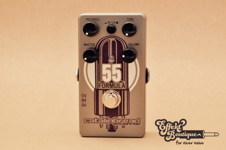 Catalinbread - Formula No. 55 Foundation Overdrive - Tweed Deluxe