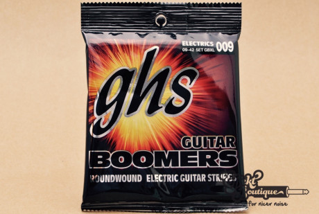 GHS Guitar BOOMERS 6-STRING GBXL 009-042