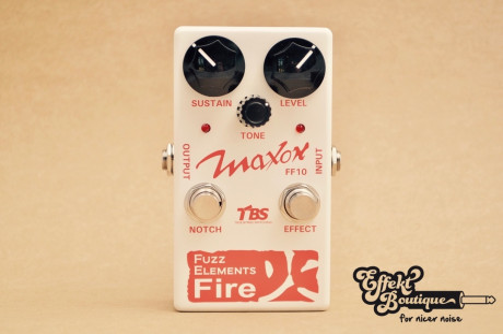 Maxon - Fuzz Elements FIRE FF10