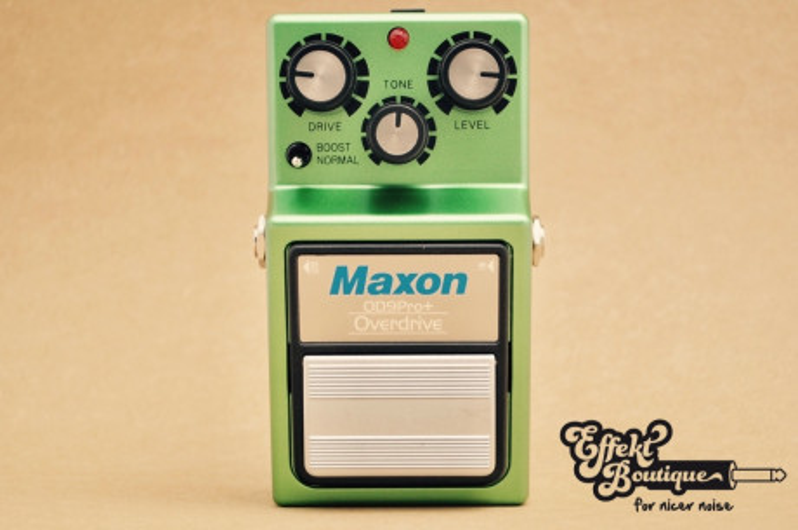 Maxon - OD-9 Pro Plus Overdrive