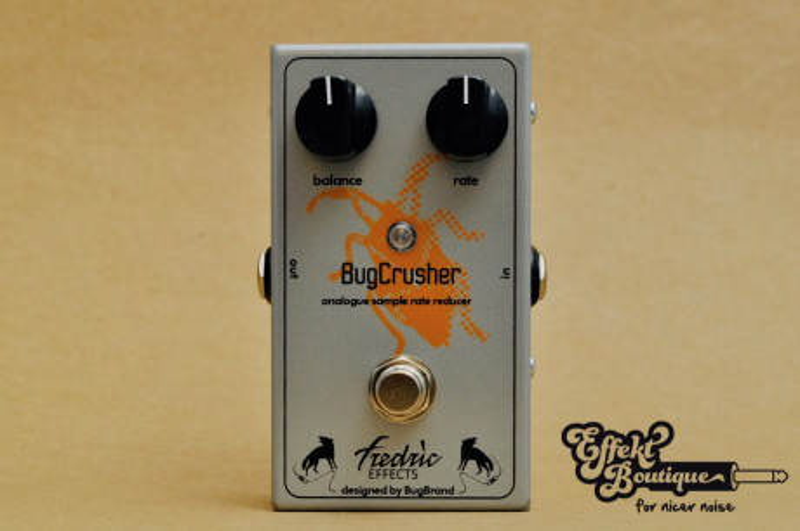 Fredric Effects - BugCrusher