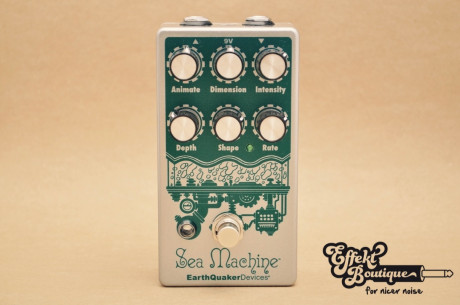 Earthquaker Devices - Sea Machine Chorus V3
