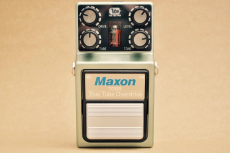 Maxon - TOD-9 True Tube Overdrive