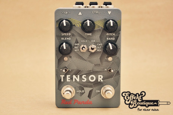 Red Panda - Tensor