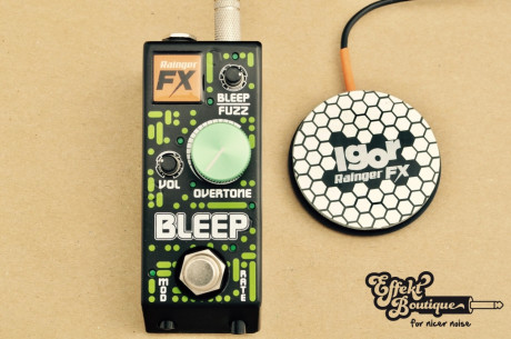 Rainger FX - Bleep with Igor controller