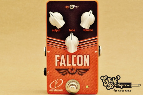 Crazy Tube Circuits - Falcon
