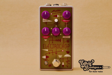 Magnetic Effects - Electrochop Tremolo