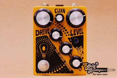 Hungry Robot Pedals - The Lumen Overdrive
