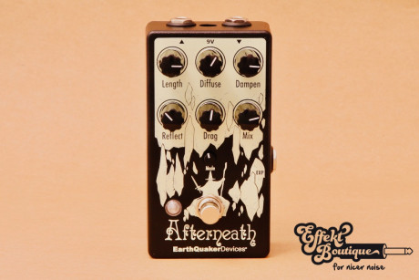 EarthQuaker Devices - Afterneath V3 Otherworldly Reverberator
