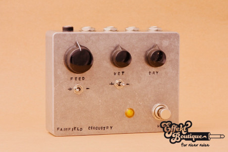 Fairfield Circuitry - Hors d'Oeuvre? Active Feedback Loop