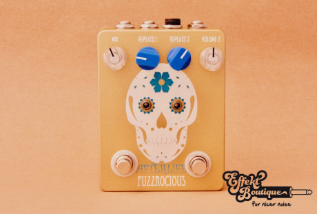 Fuzzrocious Pedals - Afterlife V2