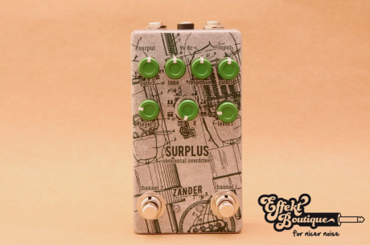 Zander Circuitry - Surplus V2