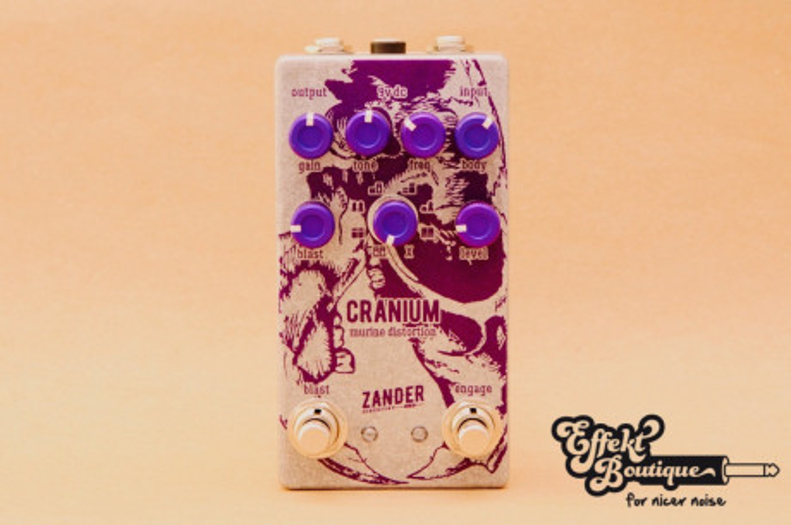 Zander Circuitry - Cranium V2