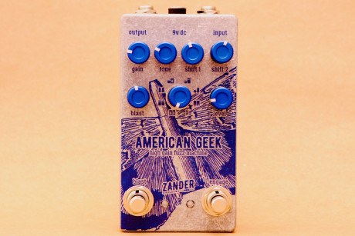 Zander Circuitry - American Geek V2