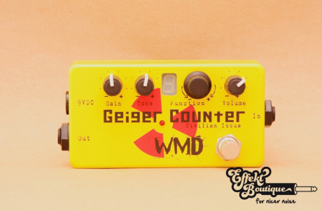WMD - Geiger Counter Civilian Issue
