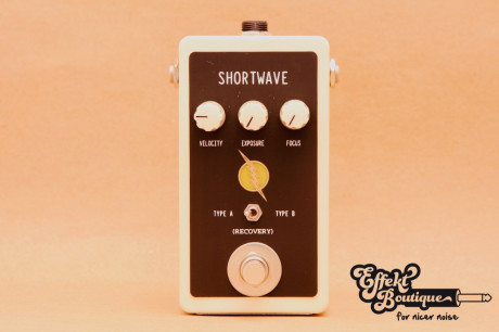 Recovery Effects - SHORTWAVE Lo-fi Radio and Wire Recorder Emulation