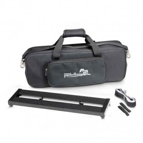 Palmer - Pedalbay 50S Pedalboard mit Softcase 50 x 13,5 cm