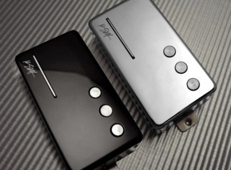 Railhammer Pickups - KYLE SHUTT SIGNATURE - NECK black