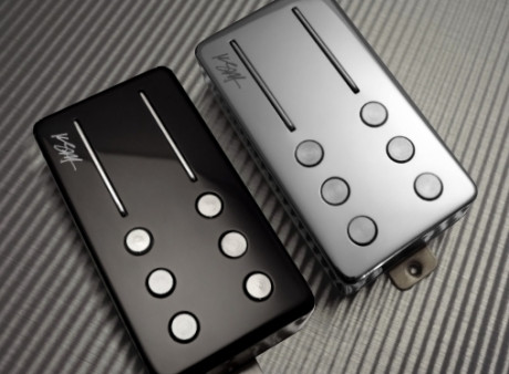 Railhammer Pickups - KYLE SHUTT SIGNATURE - Bridge CHROME