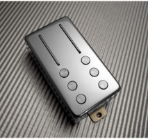 Railhammer - Alnico Grande Bridge chrome Humbucker