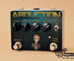 Tortuga Effects - Abduction Dual germanium Overdrive