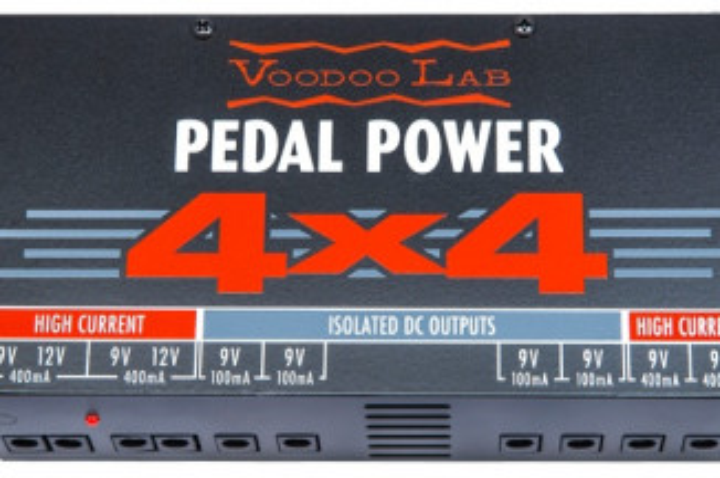 Voodoo Lab - Pedal Power 4 x 4