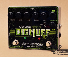 Electro Harmonix - Deluxe Bass Big Muff Pi Distortion/Sustainer
