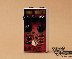 Tortuga Effects - Coral Adder British-Stortion