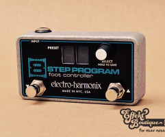 Electro Harmonix - 8 Step Program Foot Controller Remote Preset