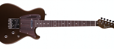Magneto Guitars - UT-Wave Classic UT-2300 metallic brown