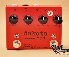 Twangtone by Orion Fx - Dakota Red II Lowgain Overdrive