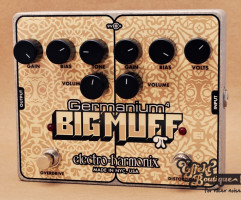 Electro Harmonix - Germanium 4 Big Muff Pi Distortion/ Overdrive