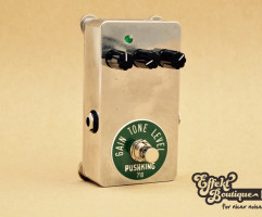 Pushking Pedals - 710 Overdrive