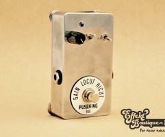 Pushking Pedals - 800 Fullboost