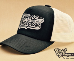Atlantis Trucker Cap Effektboutique Limited Edition black