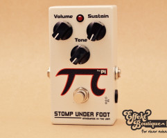 Stomp under Foot - The Pi