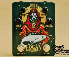 KMA AUDIO MACHINES Logan Drive