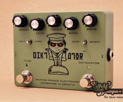 Dawner Prince - DIKTATOR Preamp/OD/Distortion