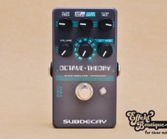 Subdecay - Octave Theorie