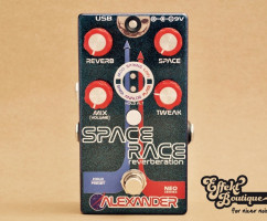 Alexander Pedals - Space Race