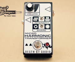 Death by Audio - Micro Harmonic Transformer